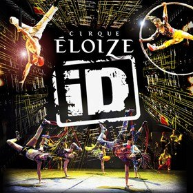 Cirque Éloize iD at peacock Theatre
