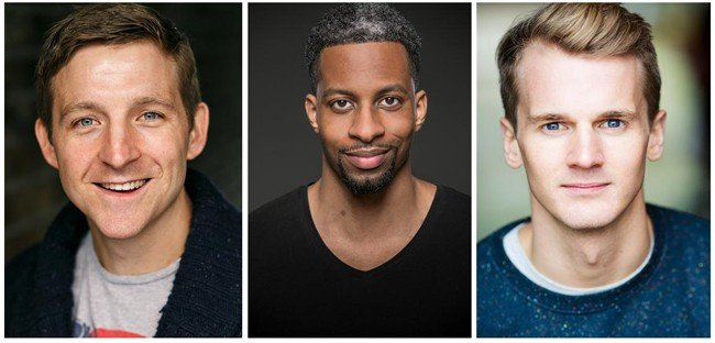 Hayden Oakley, Jay Marsh and Dominic Hodson cast in Side Show