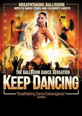 Keep dancing New Wimbledon Theatre