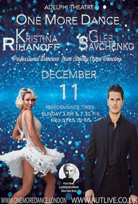 One More Dance starring Kristina Rihanoff and Gleb Savchenko