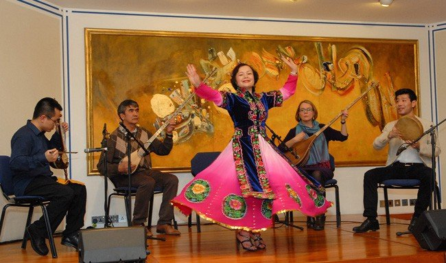 Open Central Asia International Festival