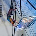 Scarabeus Aerial Theatre present DEPTHS OF MY MIND