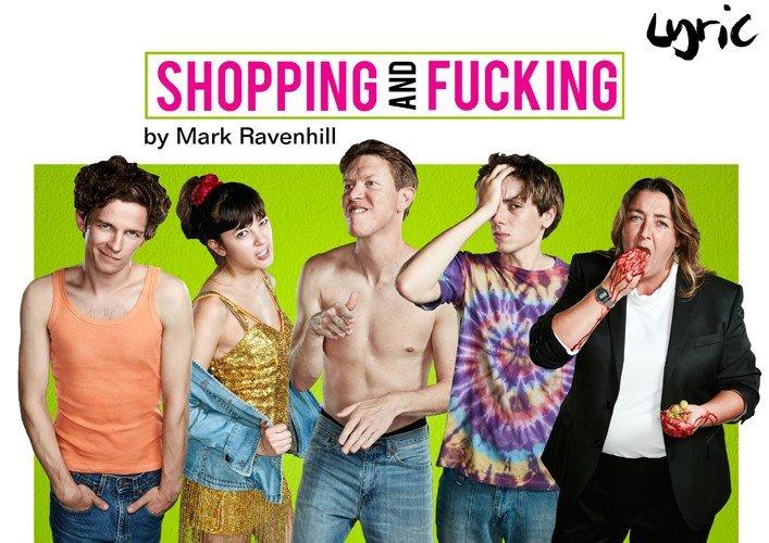 Shopping ad F***ing at Lyric Hammersmith