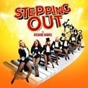 Stepping Out with Amanda Holden leading the cast of West End production