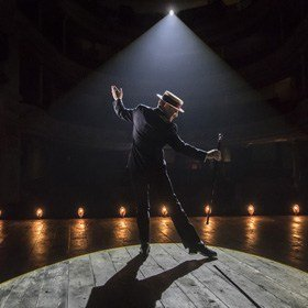 Kenneth Branagh in The Entertainer at the Garrick Theatre