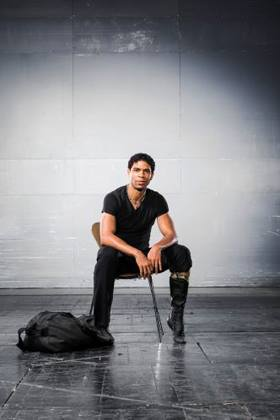 Carlos Acosta by Johan Persson