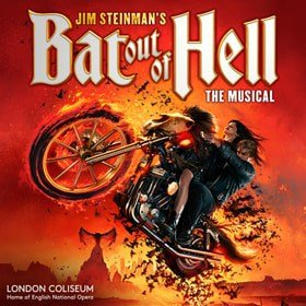 Bat Out of Hell The Musical at London Coliseum