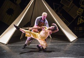 Jasmin Vardimon Company's Pinocchio