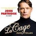 John Partridge in LA CAGE AUX FOLLES