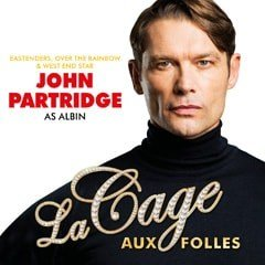 John Partridge in LA CAGE AUX FOLLES