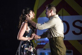 Much Ado About Nothing at The Mercury Theatre Colchester - Pamela Raith Photography