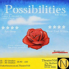 Possibilities at Theatre N16
