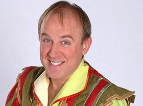 Tim Vine as Idle Jack