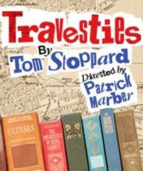 Travesties by Tom Stoppard