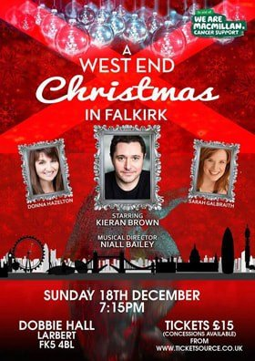 A West End Christmas In Falkirk