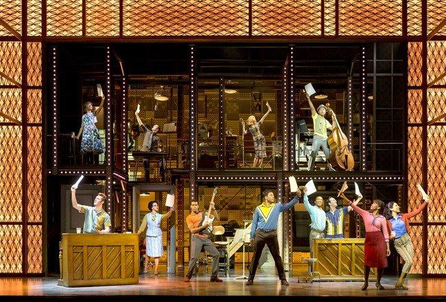BEAUTIFUL The Carole King Musical.