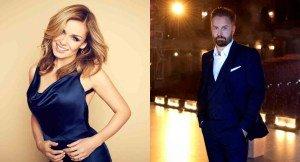 Alfie Boe and Katherine Jenkins star in Carousel