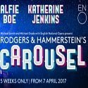 Tickets on sale for Carousel starring Alfie Boe and Katherine Jenkins