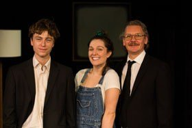 Dad of Phoebe played by Joe Sowerbutts, Father is Andy Murton, Daughter is Jennifer Greenwood