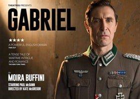 Gabriel starring Paul McGann