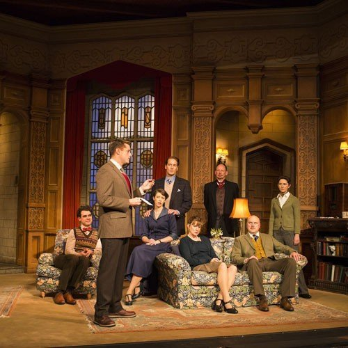 The Mousetrap - Group photo