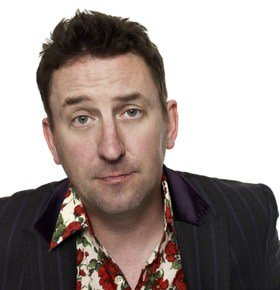 Lee Mack in The Miser