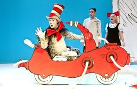 Dr Seuss's The Cat In The Hat,
