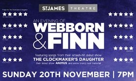 An Evening of Webborn & Finn
