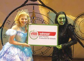 Wicked School Travel Awards