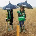 Wicked fundraising for planting of over 5000 trees by Woodland Trust