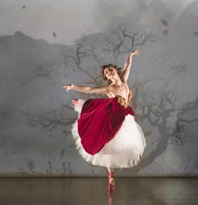 THE RED SHOES. Ashley Shaw 'Victoria Page'.