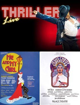Thriller Live West End Record