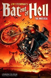 Bat Out of Hell The Musical London Coliseum