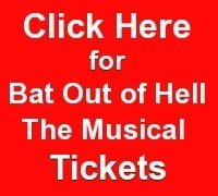 Book Bat Out of Hell The Musical tickets