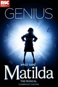 Matilda The Musical London Cambridge Theatre
