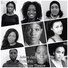 Actors Jam: Winter Showcase at Ovalhouse Theatre
