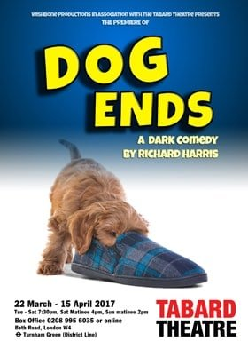 Dog Ends by Richard Harris
