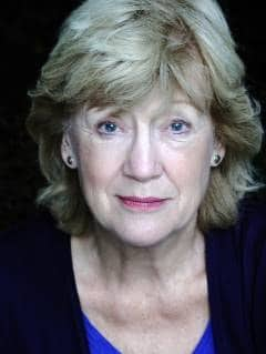 Kali Theatre presents Joan Blackham as Pat in Ready Or Not by Naylah Ahmed