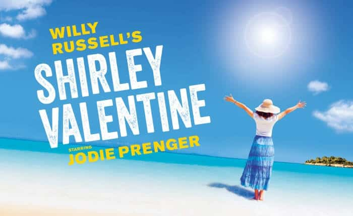 review of shirley valentine by willy russell Review: willy russell's shirley valentine at new alexandra theatre, birmingham i saw shirley valentine on stage about fifteen years ago after studying willy russell as.