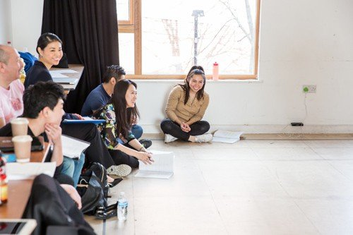 Chinglish: Rehearsal Images by Richard Davenport for The Other Richard