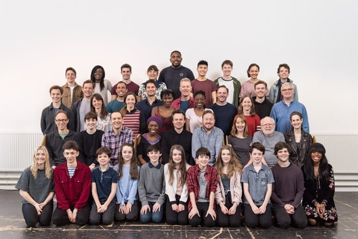 Harry Pottter and the Cursed Child photo 2017 by Manuel Harlan