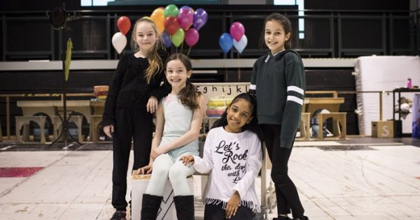 New Matildas Announced And New Video Released London