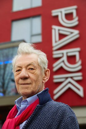 Sir Ian McKellen in Shakespeare, Tolkien, Others & You. Photo by Mark Douet