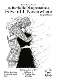 The Inevitable Disappearance of Edward J. Neverwhere