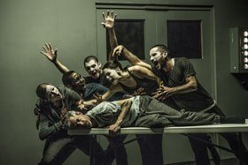 Crystal Pite & Jonathon Young - Betroffenheit - Wendy D Photography
