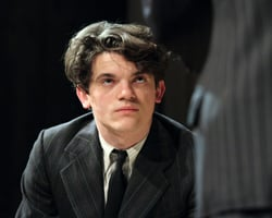 Edward Bluemel (Michael Brown) by Catherine Ashmore