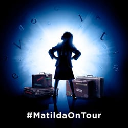 Matilda TheMusical UK Tour
