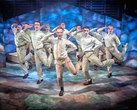 YANK! Original Manchester cast, credit Anthony Robling