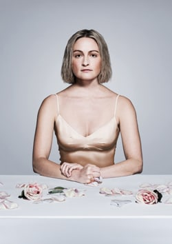 Hedda Gabler - (Lizzy Watts) Photography by Hugo Glendinning