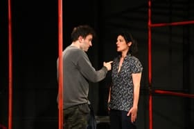 Harry Melling & Jasmine Hyde in Jam
